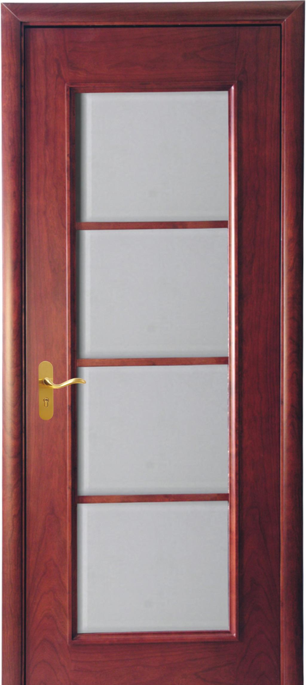 金迪DV01BL-004油漆门