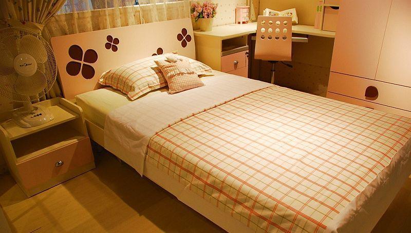 我爱我家儿童家具床架FA58-12-01FA58-12-01