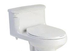 美标汉密尔顿CP-2092.002节水型连体座厕(骨)CP-2092.002