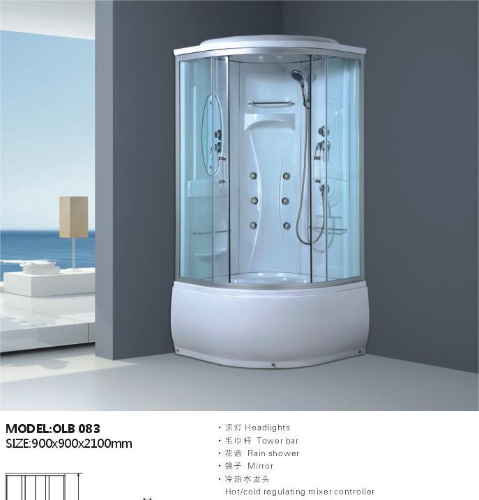 欧罗芭整体淋浴房OLB083OLB083