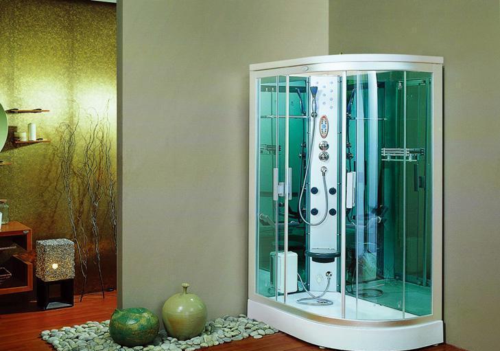 英皇单人整体淋浴房EF006L(法国绿)EF006L(法国绿)