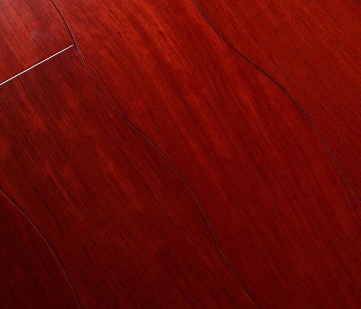 新绿洲曲线多层系列花梨实木地板