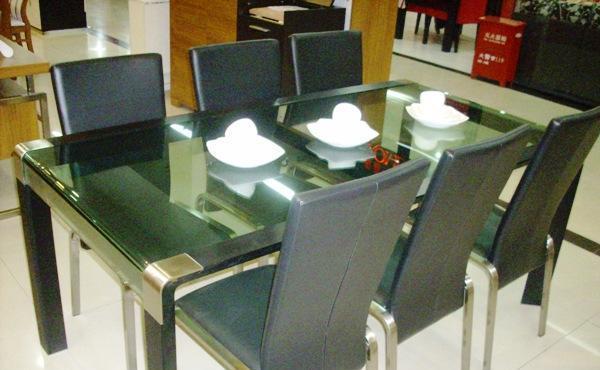 国安佳美餐厅家具-大餐桌ADS-81008ADS-81008