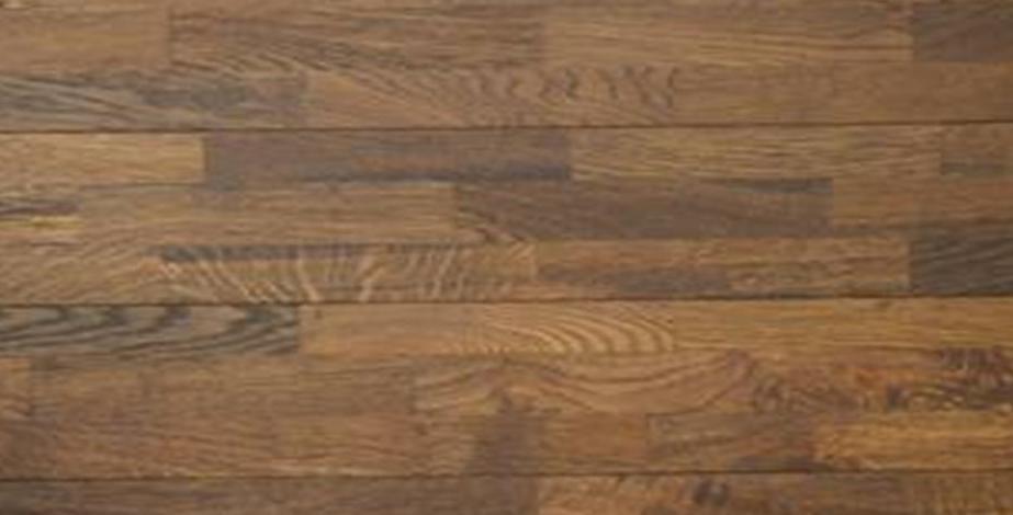 福斯实木指接地板水纹面系列咖啡色
