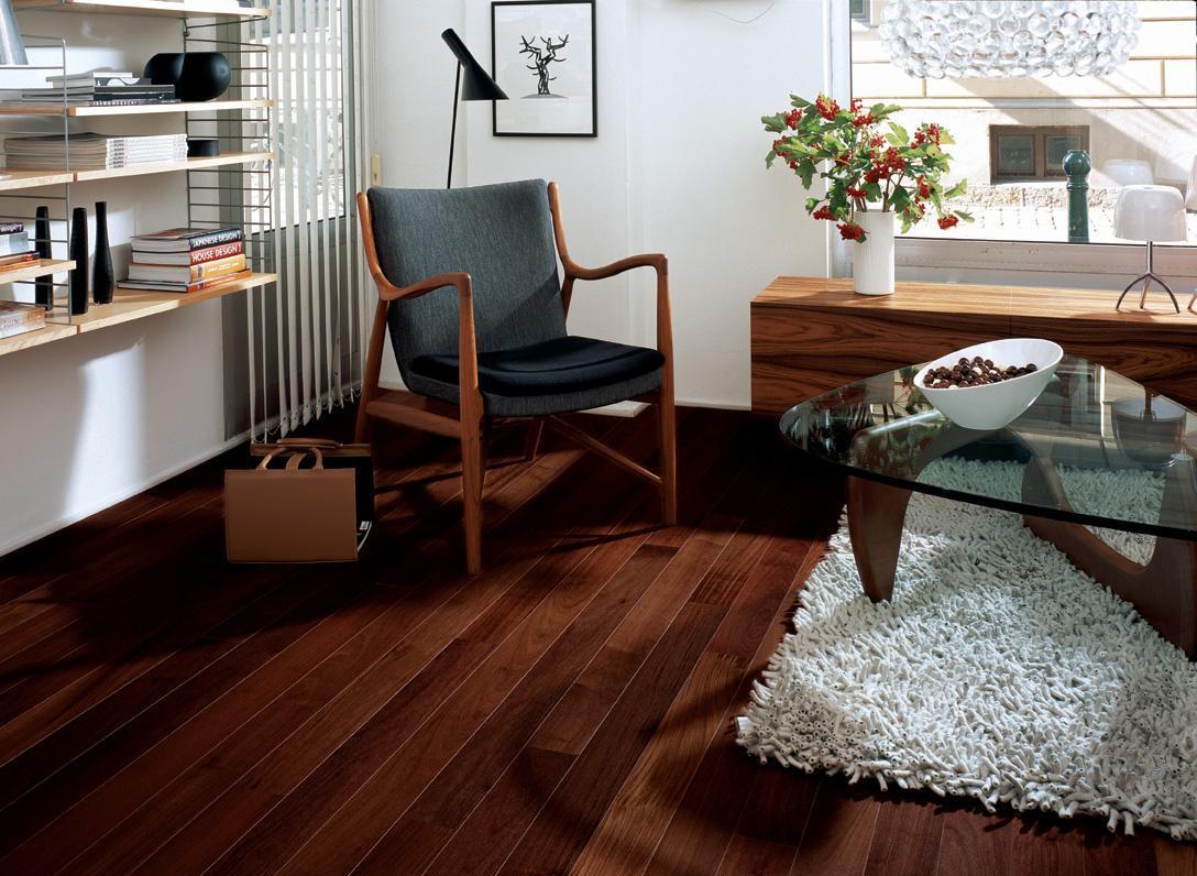 圣象实木地板里约沙比利UV漆TG6101TG6101