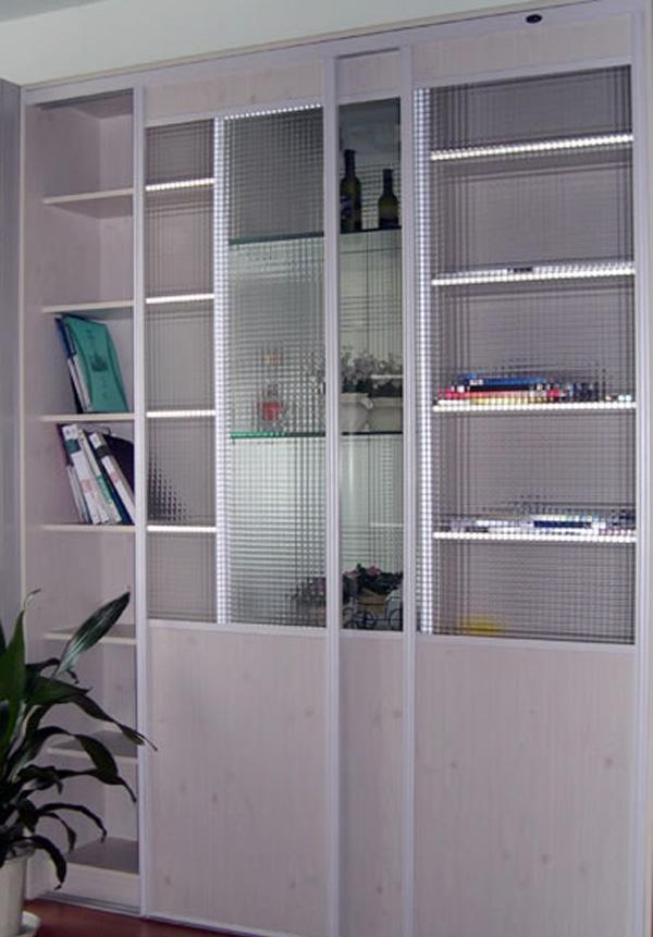 卡莱雅CA-SG09-38整体书柜CA-SG09-38