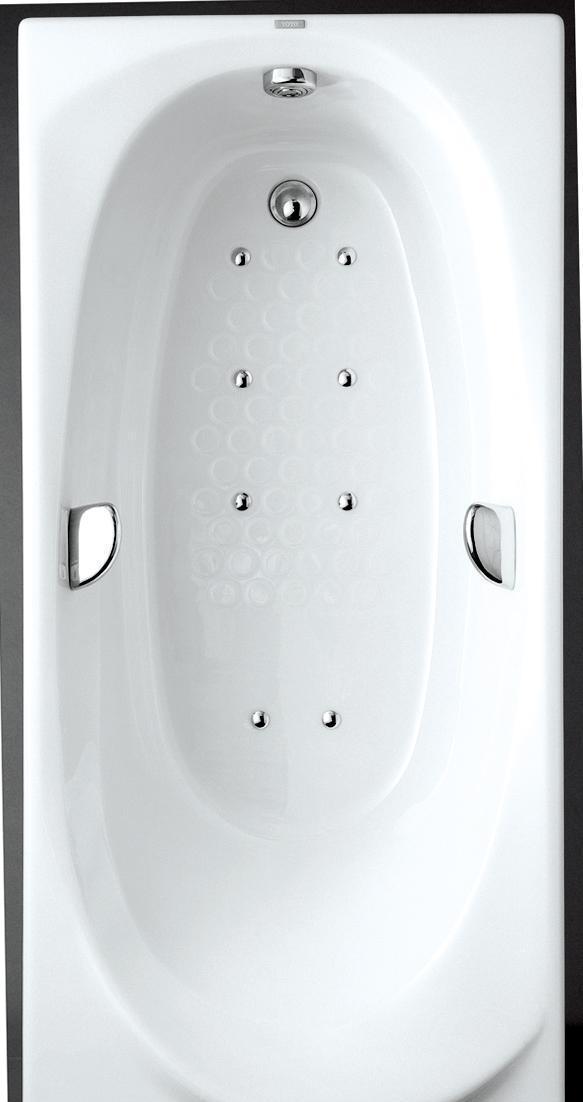 TOTO珠光气泡按摩浴缸PPYB1710HPPYB1710H