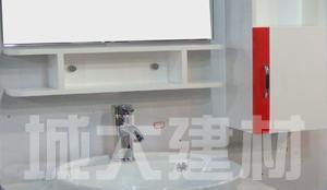 诺米斯卫浴 PVC组合柜盆8605