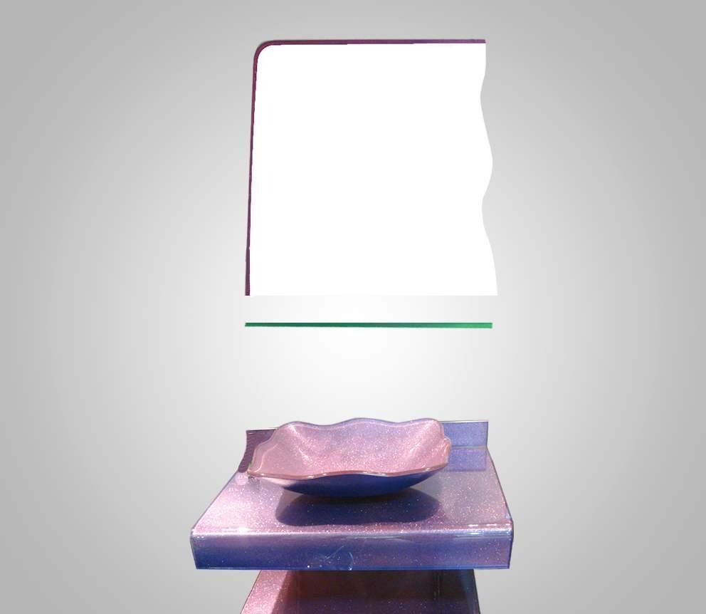 伊奈风情 玻璃台盆 203203