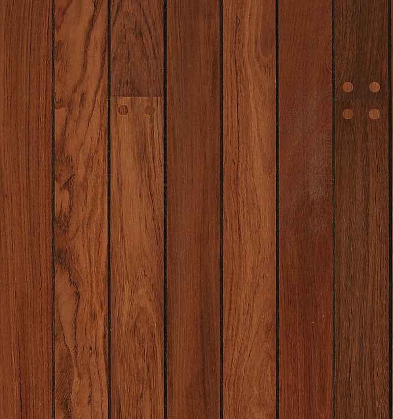 圣象康树三层实木复合地板KS6188巴西红木船甲板KS6188