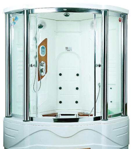 英皇带缸单人整体淋浴房CF721CF721