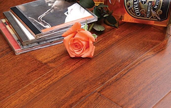 森林之旅极品直纹系列JPZW2缅甸柚木实木地板