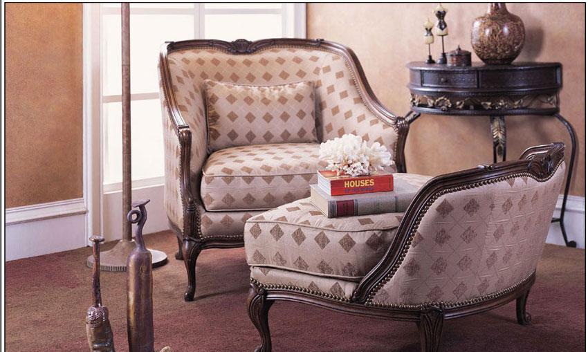 梵思豪宅客厅家具FH5011SF1p沙发FH5011SF1p