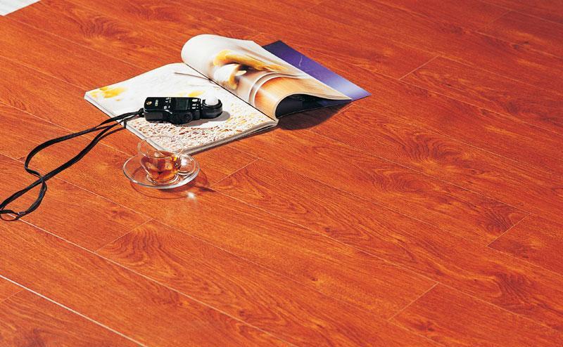 标王强化复合地板全健康模压系列B8900-野苹果B8900-野苹果