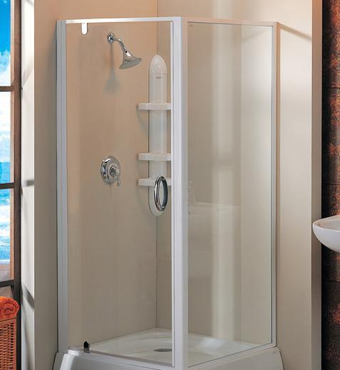 科勒--Valencia 瓦伦西亚 方型开门淋浴房K-1722K-17224T/K-17236T