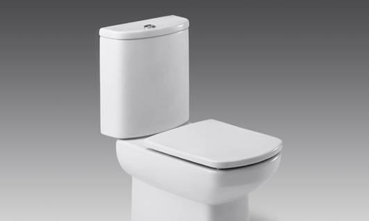 乐家卫浴丹圣系列座厕(欧乐盖板)3-484AI..03-484AI..0
