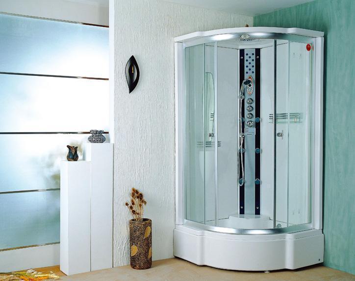 英皇单人整体淋浴房DF0001DF0001