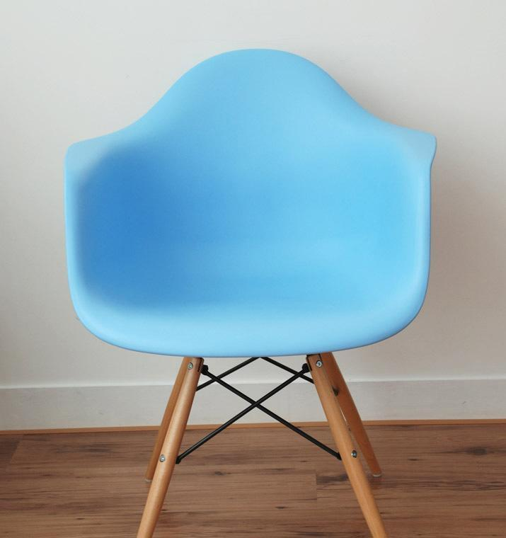 摩登一百TA106W餐椅TA106W