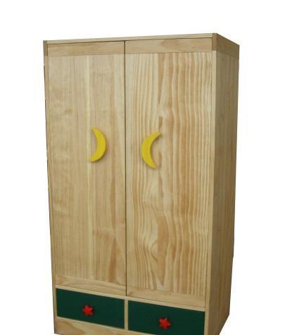 爱心城堡儿童家具衣柜J006-DK3J006-DK3