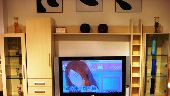 五木板式家具系列客厅柜WD-17WD-17