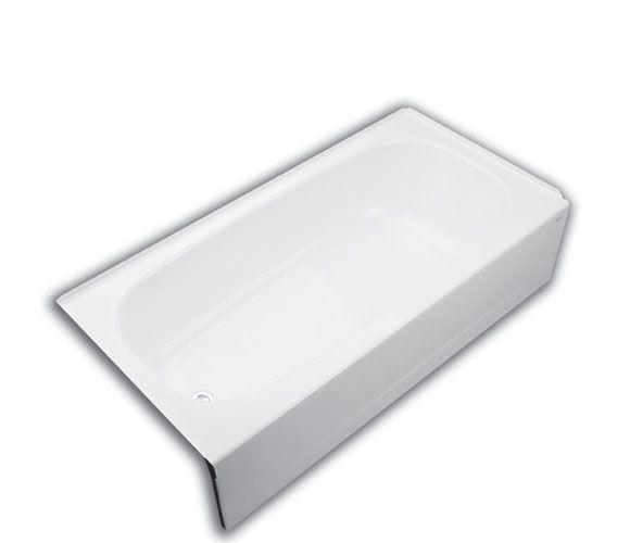 美标钢板沙琳系列CT-0510左裙浴缸CT-0510