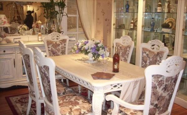 豪美斯餐桌H603H603