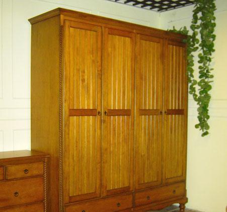 思可达卧室家具302A型四门衣柜-1302A型四门衣柜-1
