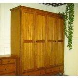 思可达卧室家具302A型四门衣柜-1