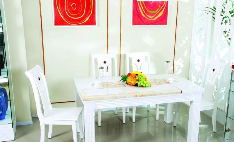 三叶餐桌钢琴世家系列07050705