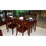华日餐厅家具-现代东方系列长城魂-餐桌HA3825B