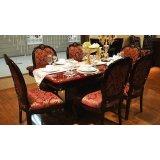 中信沃伦餐厅家具餐椅606-3