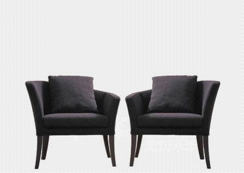 北山家居时尚家具扶手椅3CB017