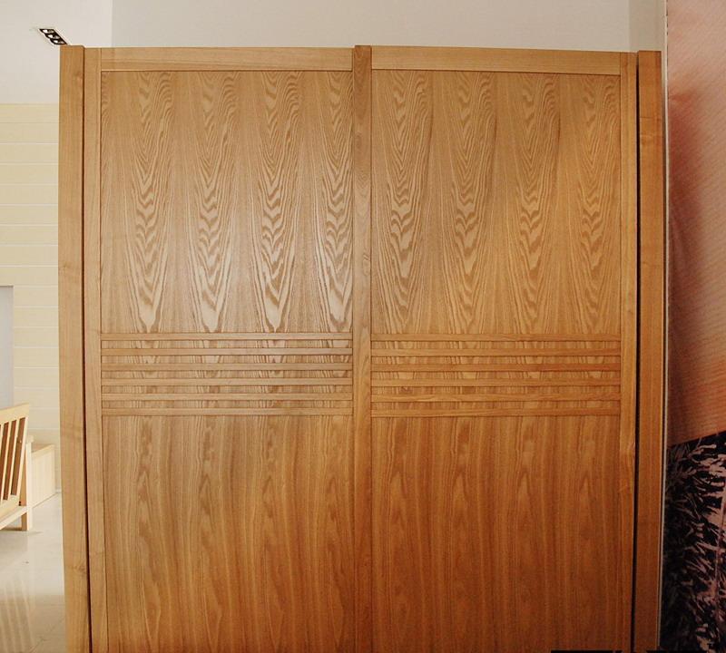 佰宜家居WL602移门衣柜WL602