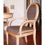 赛恩世家餐厅家具扶手餐椅SP286