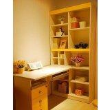 我爱我家儿童家具FM03书柜+书桌组合