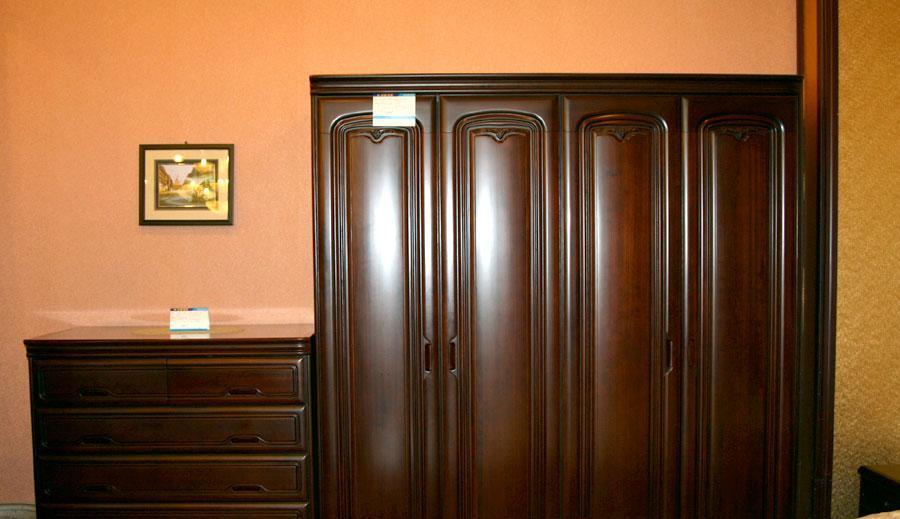 华丰卧室家具水曲柳面衣柜W172G6W172G6
