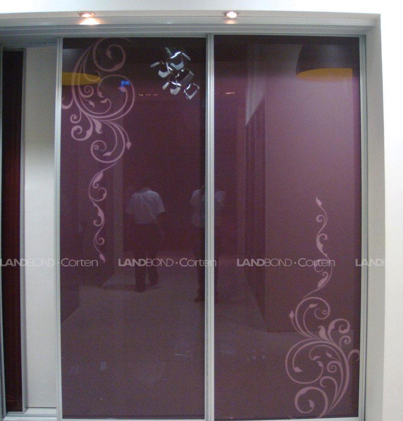 联邦高登卧室家具衣柜SG-812 紫罗兰SG-812 紫罗兰