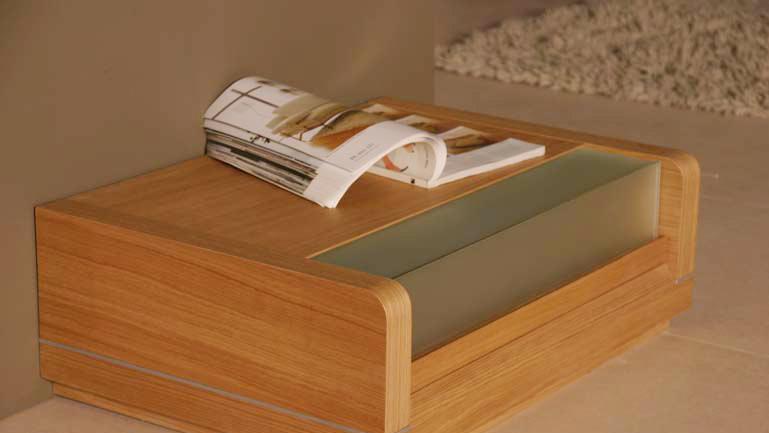世纪百强床头柜-A307A307