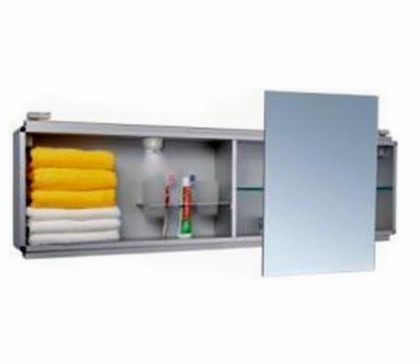 派尔沃浴室柜(镜柜)-M1502(1200*750*140MM)M1502