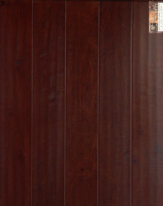 生活家・巴洛克实木复合地板手工仿古桃花心木左手工仿古桃花心木左岸..