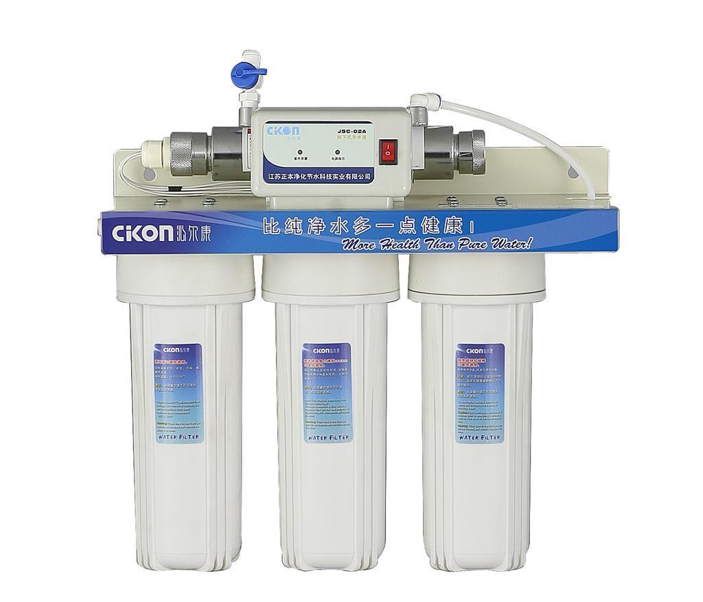 沁尔康厨下式JSC-01A01净水器JSC-01A01
