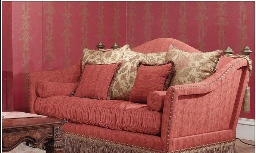 梵思豪宅客厅家具FH5031SF2p沙发FH5031SF2p