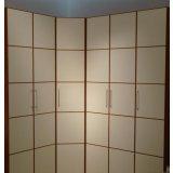 诺捷板式家具系列-六门衣柜7A004-L+7A008-L+7A0
