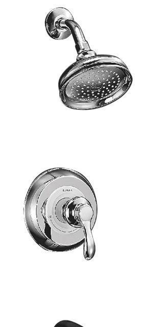 科勒-菲尔法斯 入墙式浴缸花洒龙头K-12007T-4-CK-12007T-4-CP