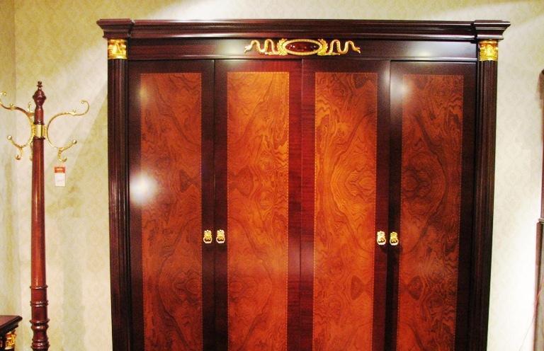 中信家具-四门衣柜-208-1
