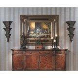 大风范家具路易十六餐厅系列LV-750-4四门餐备柜