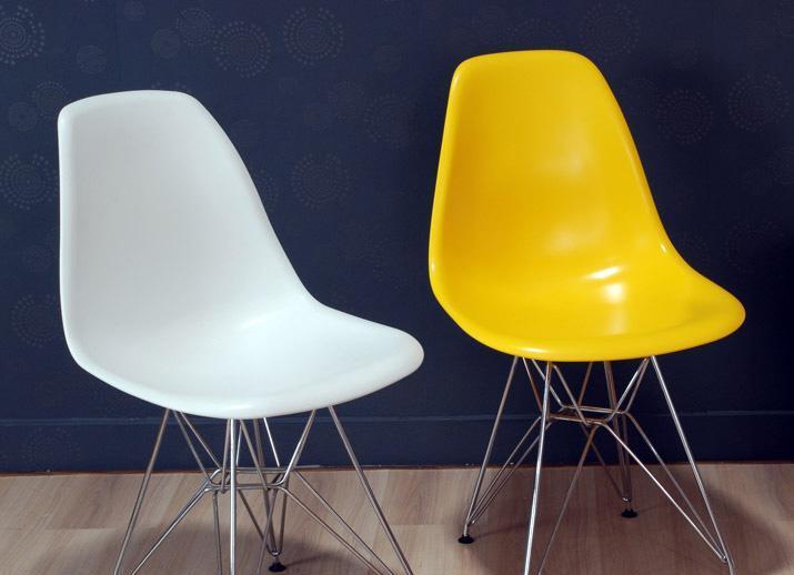 摩登一百TA98埃菲尔塑料椅TA98