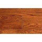 福斯实木复合长宽地板水纹面系列卡拉棕色