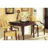 大风范家具低调伯爵餐厅系列CL-721-1扶手椅(布