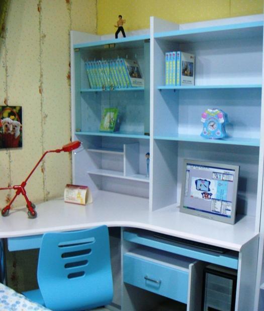 彩虹宝书房家具-电脑桌1#1#